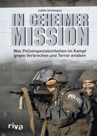 Judith Grohmann - In geheimer Mission - Cover